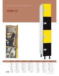 Cacifos Corpo Compacmel Plus Portas Fenólicas CC
