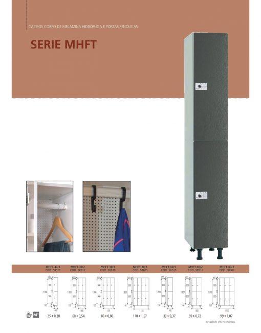 Cacifos Corpo Melanina Hidrófuga Portas Fenólicas MHFT